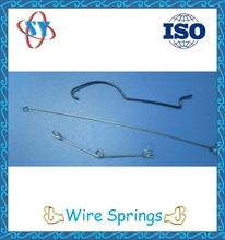 China high quality brass metal wire forms spring stainless steel spring torsional spring in top qulaity