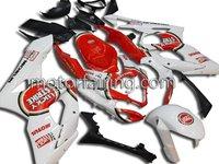 suzuki motorcycle fairings for gsxr1000 05-06 K5 white/red/black
