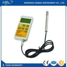 Temperatura del invernadero y sensor de humedad teoría temperatura y humedad indicador