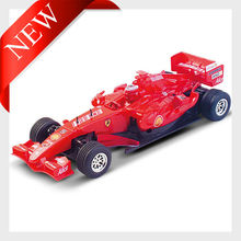 2013 Christmas Gift Hot Selling ! 2013 RC Mini F1 Racing car with lights 1:43 ( 4 styles)