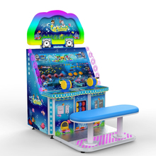 New Games! Fishing Time 2 video games ticket redemption game