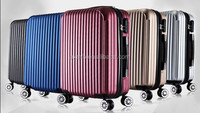 2015 LOVEFOLLOW royal ABS trolley case with Cool outlooking for travel ---Love follows you on your journey