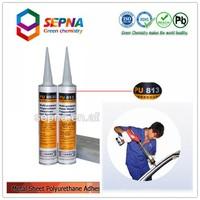 polyurethane sealant for automobile side body/car body pu sealant with high tear strength PU813