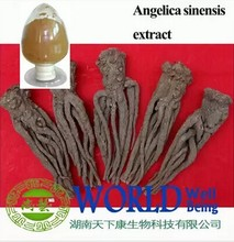 Chinese Angelica Extrat Ligustilide powder Dong Quai Extract Ligustilide Angelica sinensis 1%-1.5% Ligustilide
