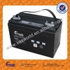 Hot sale 12v135ah storage battery solar battery bank