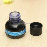 Wholesale Price Durable Quality Bright Color Fluent in Writing Blue Fountain Pen Ink 60ML Office School Studying Supplies