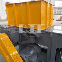 Single Shaft Shredder for woven bags