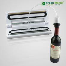 Azoto vuoto di lavaggio di tenuta, completamente automatico domestico vuoto sigillatore cibo, sistema di tenuta del vuoto con ce rohs certificato