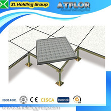 anti-static strong wearability raised access flooring for magnetic flooring