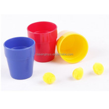 HOTSALES Colorful Magic Cups and Balls For Magic Show