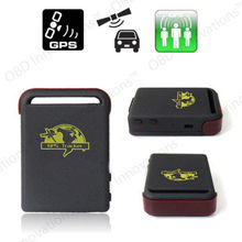 Wholesale TK-102B GSM GPRS GPS Tracker for Car/Old People/Children/Pets 900/1800/1900MHz
