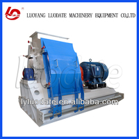 high quality and efficiency corn straw hammer mill