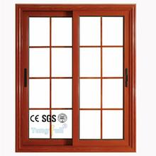 Aluminum Energy Saving Double Glazing Aluminum Window