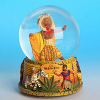 Lion ball glass ,clear glass bubble ball,glass crystal ball spheres
