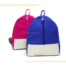 Latest Fashion Primary Student School Bag Manufacturer Customized