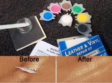 DIY Leather & Vinyl Repair Kit / car leather repair tool / car repair tool