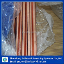 Earthing/grounding material such as ground rod earth rod