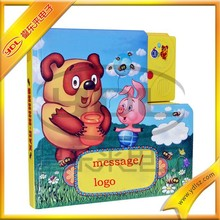 Story talking book sound and funny pictures books