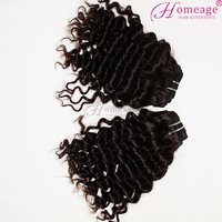 Homeage Factory price wholesale cheap african hair bundles braiding extensions china