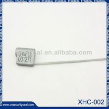 XHC-002 adjustable pull tight cable seal lock