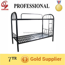 cheap dubai steel keel bunk bed student bed for school labor camp bunk bed