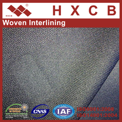 100% Polyester Adhesive 70GSM Warp Fusible Knitting Interlining(7815)