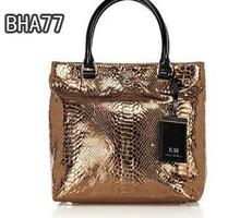 2015 new version of the European and American fashion handbags retro female bag /leather handbag manufacturer/
