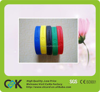gym wristband,Customized Merry Christmas silicone wristband for promotion