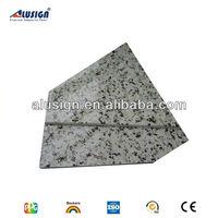 Alusign metallic laminate sheet