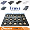 OMEGA hot sale good price bun baking tray stainless steel tray