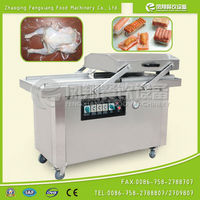 DZ-600 seal fish fillet vacuum automatic packing machine