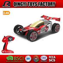 Rechargeable car 2.4G 1:10 4CH rc car with RoHS
