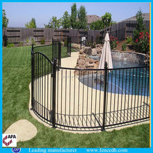 Aluminum Steel Pool Steel Fence for Sale