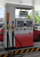advance technology high efficient IC card retail fuel dispenser