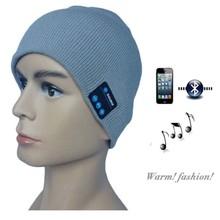 Bluetooth Knit music cap