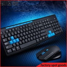 Best selling for 2015 wireless flexible keyboard and mouse combo