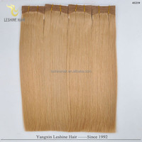Most Fashion Golden Supplier Top Quality No Shedding No Tangle Thick Ends Remy Human Hair honey brown hair weaves