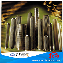 SS 321 wire screen 635mesh micron filter
