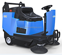 Gadlee GTS1250 Ride-on sweeper/cleaner/automatic/electric/industrial/commercial/cleaning machine/CE