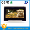 7inch android mid q8 A33 tablet pc with Dual core dual camera 512MB/4GB