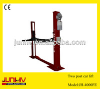 2 post car lift used for SUV and car with CE