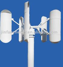Residential Low speed directive Vertical axis wind power generator