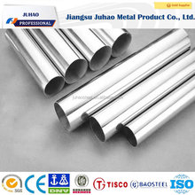 Top Class Low Price Custom Made Premium Materials 201 202 Welded Stainless Steel Pipe