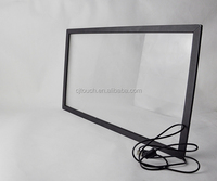 (12-100inch) Infrared touch overlay bezel,32 multi touch screen,32 ir multi touch frame