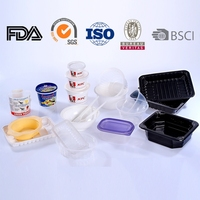 disposable Packaging Plastic food container
