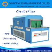 shoe machine shoe factory equipment for shoe speed refrigerating