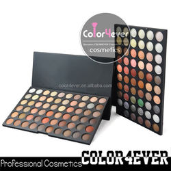Factory price 120colors high shimmer eyeshadow japan lipstick cosmetics