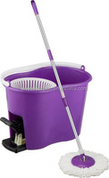 Best price Hand Pressure Clean Spin Go Mop with foot pedal