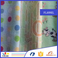 Flannel fabric manufacturer solid color flannel shirt for women