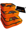 2016 XZH - 4 Set Packing Cubes - Travel Organizers with Laundry Bag